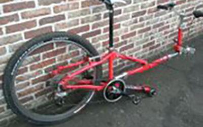 Aanhang MTB – Aanhang fiets